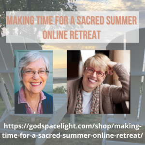 Making Time for a Sacred Summer 2