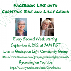 Facebook Live with Christine Sine and Lilly Lewin 2
